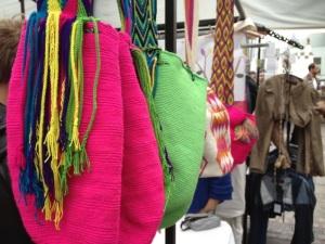 Accessories, earrings, bracelets, wayuu bags, necklaces, rings, Camden Lock Market, handmade, marciasquirrel